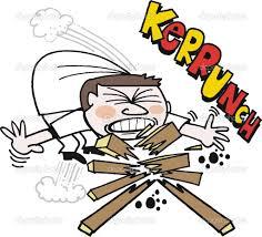 Holz und Karate