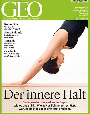 Der innere Halt - GEO Magazin